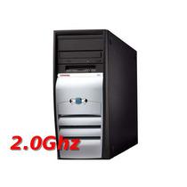 Pc Cpu Compaq Intel 2.0ghz Hd + Cd Vga Teclado !!
