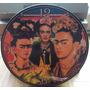 Reloj Decorativo Con Imagenes De Frida Kahlo Super Calidad