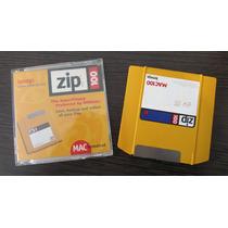 Zip Disk Iomega 100 Mb