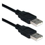 Cable  Usb Macho- Macho 1.8 Mts. Gris. Oferta