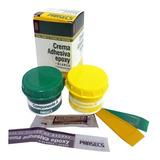 Crema Adhesiva Epoxy-pegamento Para Bacha Acero/blanca Parse