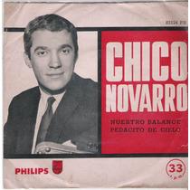 Chico Novarro Simple Con Tapa Vinilo Argentina