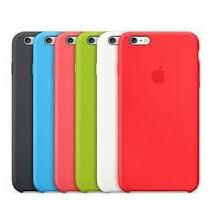 Funda Iphone 6 Original Apple Silicona Rigida Blister Case