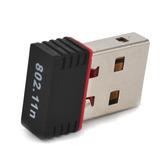 Adaptador Usb Wifi Nano Mini N802.11n 300 Mbps  Gtia