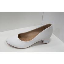 943924c4 Zapato Vizzano/beira Rio Mujer Taco Cudrado 5cm Uniforme en venta en ...