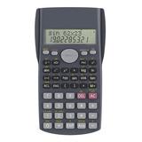Calculadora Cientifica Con Tapa Keenly Kk-82ms-5 10 Digitos