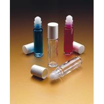 Envase Frasco Botella Vidrio Perfumero Roll-on 8 Cc, Italia