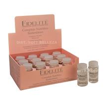 Fidelite Ampollas Caja 12 X 15ml Caviar (peluqueria)