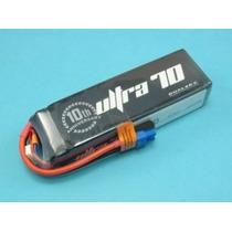 Bateria Lipo Litio Polimero Duaslky 4400mah 11.1v 70 / 140c