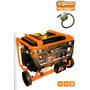 Grupo Electrogeno Generador 3500w A Nafta Y Gas Lusqtoff