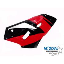 Carenado Derecho Rojo Mondial Rd 200 K Original