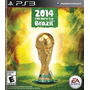 2014 Fifa World Cup Brazil Ps3- Cd Nuevo - Game Zone