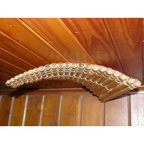 Flauta De Pan,flauta Curva En Bambu. Profesional