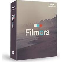 Editor De Vídeo Filmora Y Full Efectos Sin Marca De Agua