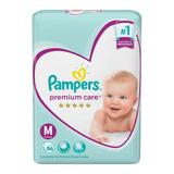 Pañales Pampers Premium Care Pack Grande Todos Los Talles