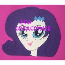 Bolsitas Golosineras My Little Pony En Goma Eva