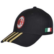 Gorra Adidas Ac Milan Futbol