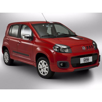 Nuevo Fiat Uno Atractive Pack Top Entrega Inmediata!! F