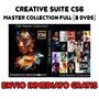 Adobe Creative Suite Cs6 Master Collection + Envio Gratis