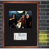 Soda Stereo Foto Y Entrada Recital Despedida 2007 Cerati