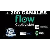 Peliculas Y Series. Cablev. Flow Full Futbol/hbo/fox