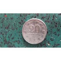 Moneda 20 (veinte Centavos) * 1938 * Republica Argentina