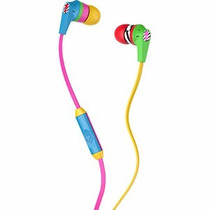Auriculares Skullcandy Riot Locals Only Multicolor Mic1