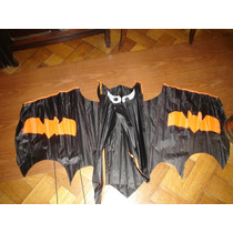 Barrilete Batman Murcielago Animal Tela Avion Cometa