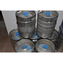 Barriles De Cerveza Quilmes 30 Litros Llenos