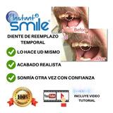 Dentadura Cosmética Postiza Termomoldeables Agnovedades