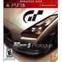 Gran Turismo 5 Prologue Ps3 Original Sellado Fisico