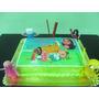 Fototorta, Torta Personalizada Con Lamina Comestible