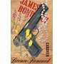 James Bond - Licence Renewed - Gardner - First Uk Edition
