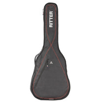 Funda Ritter Para Guitarra Acustica Rgp-2acolchada