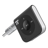 Receptor Bluetooth Taotronics Manos Libres Auto 3,5 15h Bat