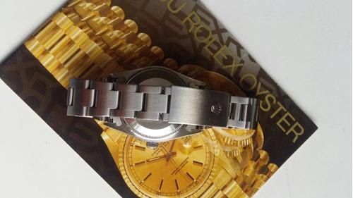 e6d45542860 Reloj Rolex 15210 Fondo Negro   orologiwatches  . Precio    155000 Ver en  MercadoLibre