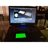 Notebook Alienware 17 Gtx 765m 8gb Ddr5 Intel Core I7-4700mq