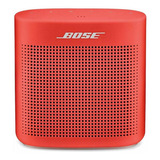 Parlante Bose  Soundlink Color Ii Portátil Inalámbrico Coral Red