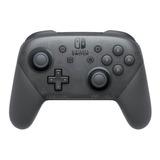 Joystick Nintendo Pro Controller Switch Negro