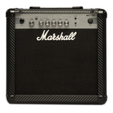 Marshall Mg15cf Amplificador De Guitarra 15w Rms Nueva Linea Con Distorcion