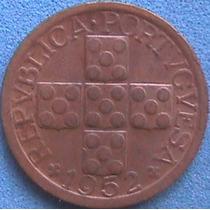 Portugal 10 Centavos 1952. Spg