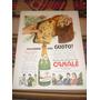 Antigua Publicidad Pan Dulce Y Sidra Canale 1940