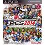 Pes 2014 - Juego Nuevo Para Playstation 3