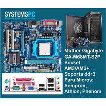Pc Gamer Económica -microprocesador Amd Athlon Ii X4 - Nuevo
