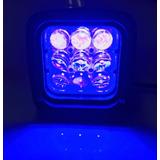 Faro Trabajo Led Luz Azul Southled Pulverizadora Botalon