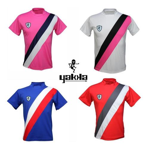 862e1ad0e Conjunto Camiseta Futbol Numerada Yakka + Short + Medias en venta en Villa  Martelli Vicente López Bs.As. G.B.A. Norte por sólo $ 1240,00 -  CompraMais.net ...