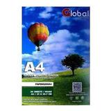 Papel Fotográfico Glossy Premium 200gr A4 X 20 Hojas Global