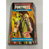 Cartas Fortnite Serie 4 Temporada 9 Año 2019