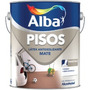 Alba Pisos Gris X 20lts - Caporaso
