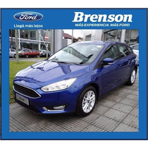 Nuevo Ford Focus Iii 1.6 S 5 P 2016 Ent. Ya. Oferta Hoy (c)